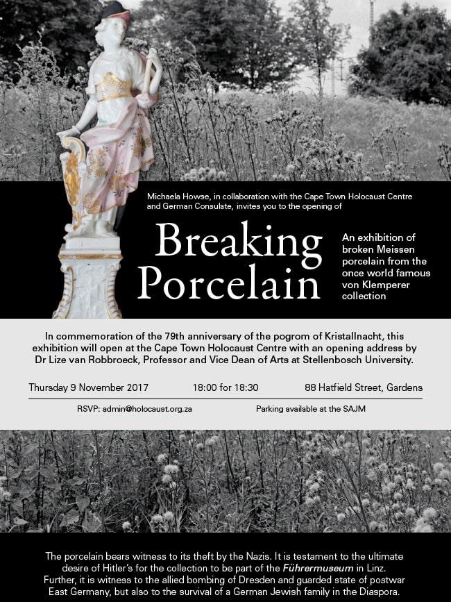 Breaking Porceline crop