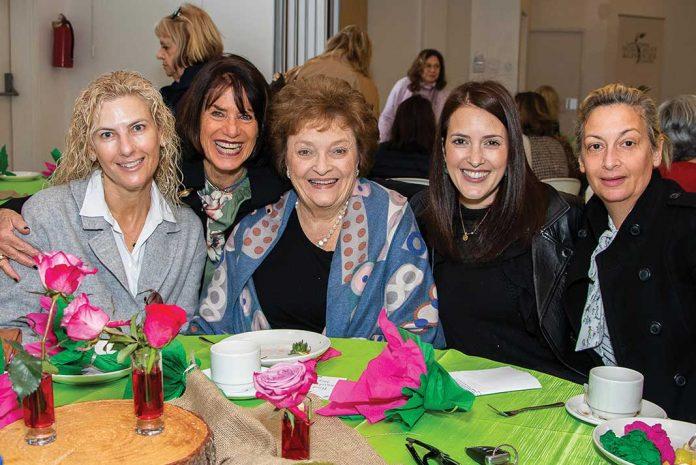 Womens days event CTHGC