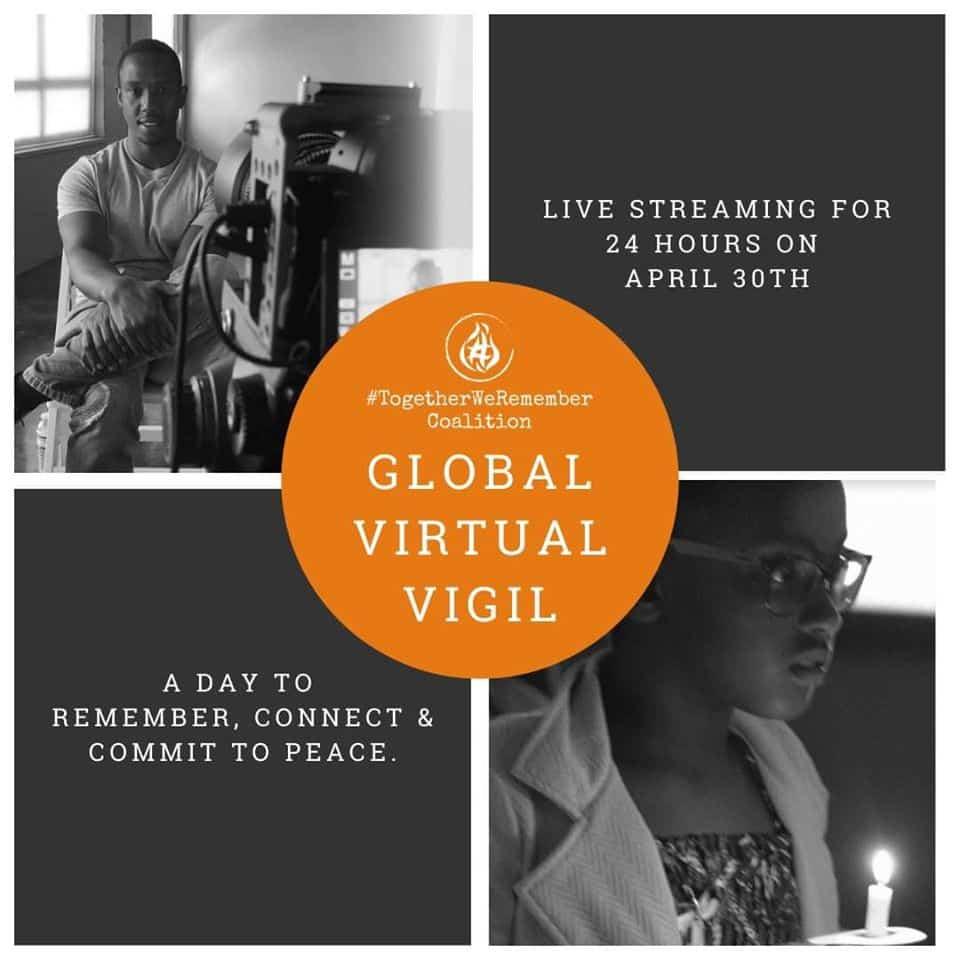 24 hour global vigil together we remember