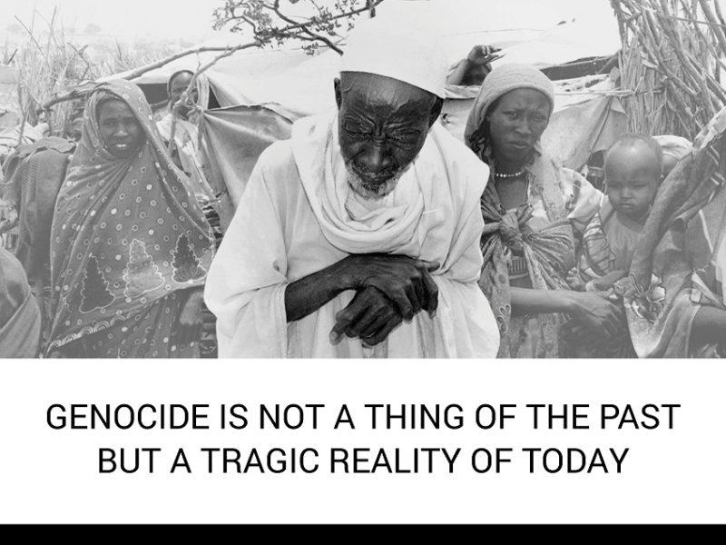 witnessing darfur